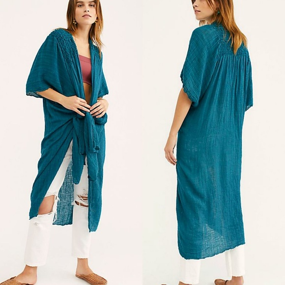 Free People Other - NWT Free People Angelica Kimono